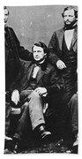 Clement Vallandigham (1820-1871) Beach Towel