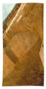 Cliff Palace Tower Beach Towel