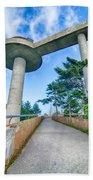 Clingmans Dome - Great Smoky Mountains National Park Beach Towel