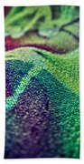 Colored Beach Towel