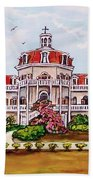 Convent Of Mary Immaculate Beach Towel