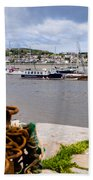 Conway Harbour Beach Towel