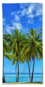 Cool Breeze Beach Towel