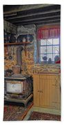 Country Kitchen Beach Towel