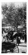 Denver: Healer, 1895 Beach Towel
