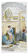 Dickens: David Copperfield Beach Towel