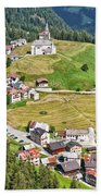 Dolomiti - Laste Village Beach Towel