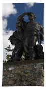 Donner Party Monument  Beach Towel