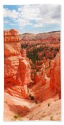 Down Into Bryce Beach Towel