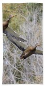 Duck Season? Beach Towel
