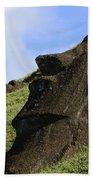 Easter Island 18 Beach Towel