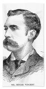Edgar Vincent (1857-1941) Beach Sheet