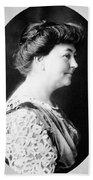 Ellen Louise Axson Wilson (1860-1914) Beach Towel
