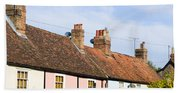 English Cottages Beach Sheet