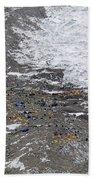Everest - Khumbu Icefall, Nepal Beach Towel