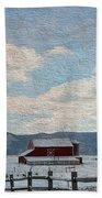 Farm Life Beach Towel