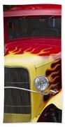 Fire Away Beach Towel