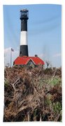Fire Island Lighthouse Beach Towel