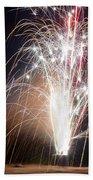 Fireworks 9 Beach Towel
