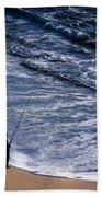 Fishing Beach Towel