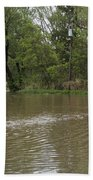 Flooded Park Beach Towel