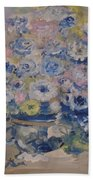 Flow Bleu Beach Towel