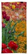 Flowers Everywhere Beach Towel
