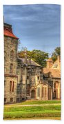 Fonthill Castle Beach Towel
