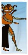 Gorgon, Legendary Creature Beach Towel