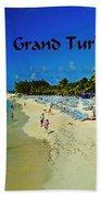 Grand Turk Beach Sheet