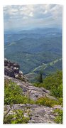 Grayson Highlands Beach Towel