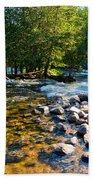 Gull River Beach Towel