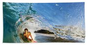 Makena Boogie Boarder Beach Towel