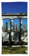 High Rise Buildings In Houston Beach Sheet