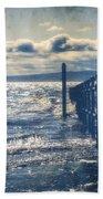 High Tide Beach Towel