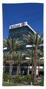 Hilton Anaheim Beach Towel