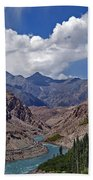 Himalayan Scenery... Beach Towel