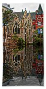 Historic Church St Louis Mo 2 Beach Towel