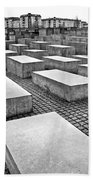 Holocaust Memorial - Berlin Beach Towel
