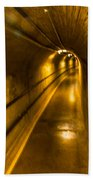 Hoover Dam Tunnel Beach Towel