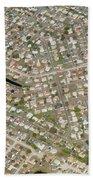 Housing Development, Florida Beach Towel