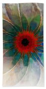 In Glass Beach Towel
