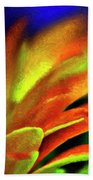 In The Heat Of The Night Beach Towel