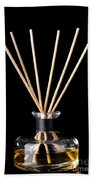 Incense Sticks Beach Towel