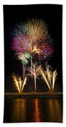 Independence Day  Beach Towel by Saija  Lehtonen