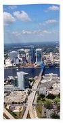 Jacksonville Florida Beach Towel