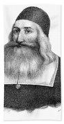 John Clark (1598-1664) Beach Sheet
