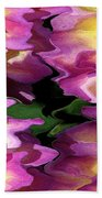 Jowey Gipsy Abstract Beach Towel