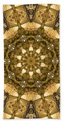 Kaleidoscope 45 Beach Towel