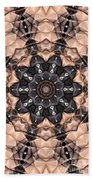 Kaleidoscope 48 Beach Towel